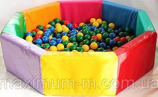 Сухий басейн кульки – 540 шт. (d150x40) см ЇМ-12.21