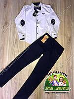 Нарядный костюм рубашка брюки для мальчика