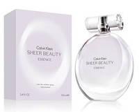 Calvin Klein Beauty Sheer Essence edt 100 мл (Женская Туалетная Вода) Женская парфюмерия