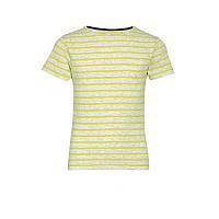Детская футболка с круглым воротом в полоску SOL'S MILES KIDS