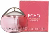 """Davidoff """"Echo Woman"""" 100 мл (Женская Туалетная Вода) Женская парфюмерия"""