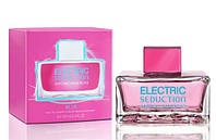 Antonio Banderas Electric Seduction Blue for woman edt 100 ml (Женская Туалетная Вода)