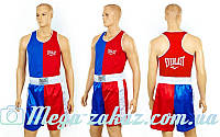 Форма боксерская двухцветная Elast 3063: S/M/L