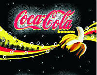 Завод Кока-Кола і бананова ферма