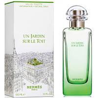 Hermes Un Jardin Sur Le Toit 100ml (Женская Туалетная Вода) Женская парфюмерия