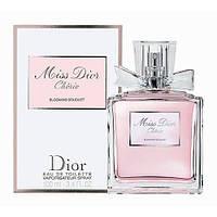 Miss Dior Cherie Blooming Bouquet 100 ml (Женская Туалетная Вода) Женская парфюмерия (Люкс)