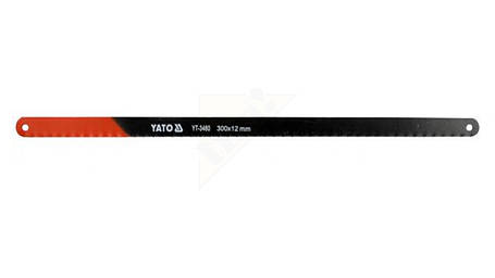 Полотно по металлу 300/12m 5 шт YATO YT-3460, фото 2