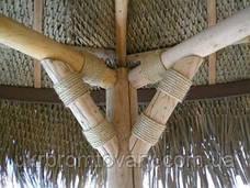 Веревка сизалевая д 6 мм для когтеток, фото 2