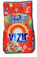 Стиральный порошок Vizir для цветного белья 4,2кг (60 стирок), фото 1