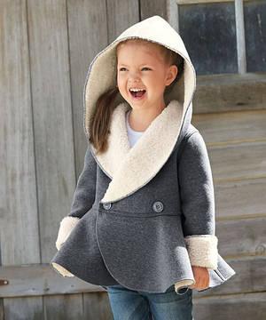 Детские куртки. Что будет модно в новом сезоне?