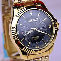 Мужские часы CHENXI CX-050G Gold, фото 1