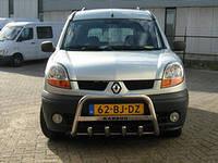 Кенгурятник на Renault Kangoo