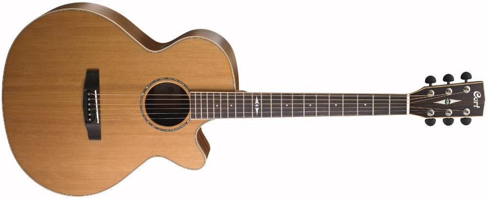 Акустическая гитара c датчиком Cort   SFX7 NAT*