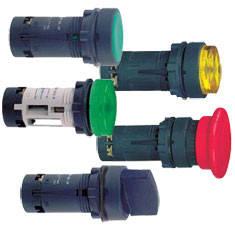 Harmony XB7 - Устройства управления и сигнализации в пластиковом монолитном корпусе Ø22