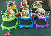 Детские ходунки Baby Tilly T-428 (6 цветов в ассортименте)