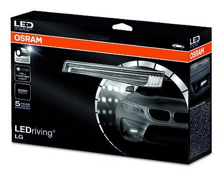 Дневные ходовые огни OSRAM LED DRL102, фото 2