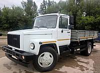 ГАЗ-3309 Дизель, Бортова вантажівка, платформа, шасси ГАЗ грузовой