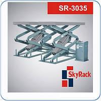 Ножичний підйомник 3,5 т SkyRack SR-3035