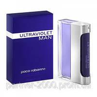"""Paco Rabanne """"Ultraviolet Man""""  (Мужская туалетная вода)"""