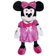 Іграшка мишка Мінні Маус у рожевому