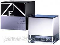 """Shiseido """"Zen for men"""" edt 50 ml (Мужская туалетная вода)"""