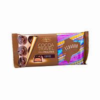 Шоколадные конфеты Cocoa Travel Ecuador Coffee