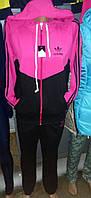 Спортивный женский костюм(50-62), доставка по Украине