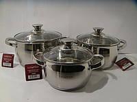 Набор посуды 6 пр.Apple Lessner 55859