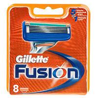 Касеты в Gillette Mack3 Fusion, цена за 1 шт  (8 шт.)