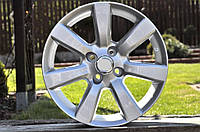 Литые диски R16 7j 4x100 et35 TOYOTA Starlet Corolla Yaris Aygo