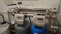 Установка системы водоочистки