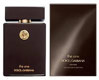 Dolce & Gabbana — The One Collector's Edition - Мужская парфюмерия