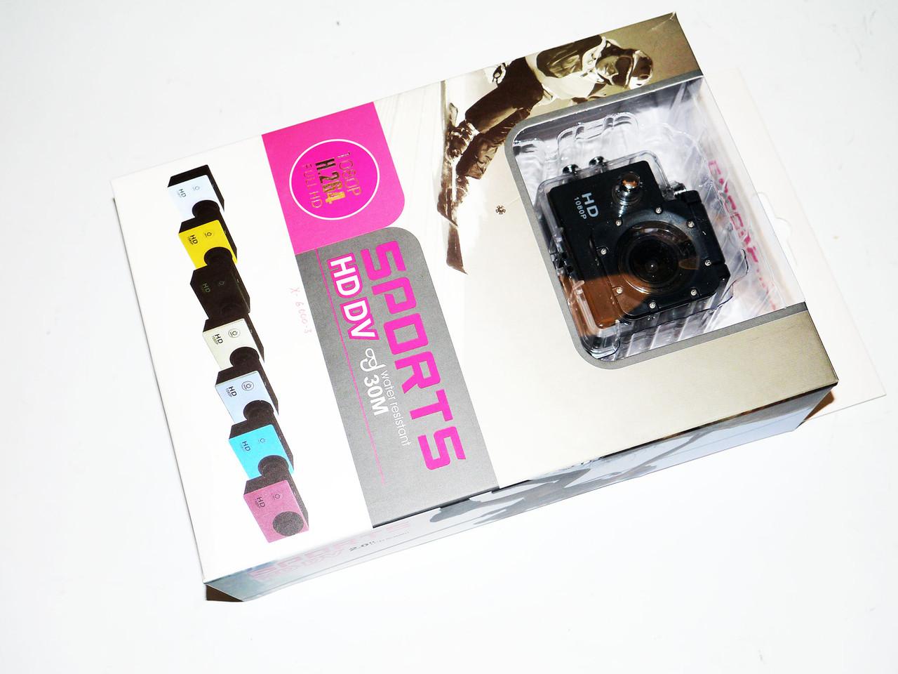 Спортивна Action Camera Full HD X600-3