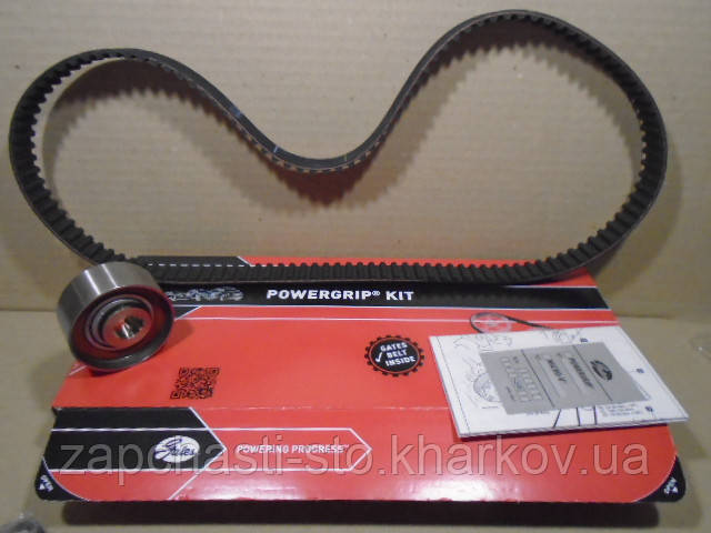 Ремень ГРМ Fiat Doblo (Фиат Добло) 1.4 Power Grip Gates с роликом