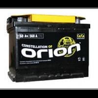 Аккумулятор автомобильный ORION- 60А +лев (540 пуск)