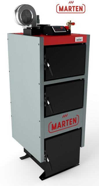 Твердотопливныекотлы длительного горения серии Marten Comfort