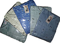 Пижама мужская, трикотажная, размеры M. L, 2XL.3XL  арт. 042, 648,407