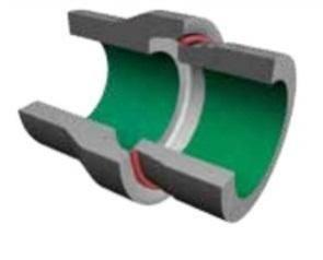 Трубы железобетонные безнапорные с полиэтиленовым вкладышем ТС 100.30-3-П, фото 2