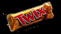 Шоколадный батончик Twix 50г