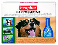 Краплі Beaphar No Stress Spot on dog антистрес для собак №3