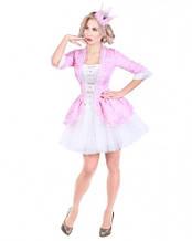 Карнавальный костюм Королева-пироженное 42р.