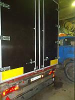 Автомобильные ворота: фанера влагостойкая, фото 1