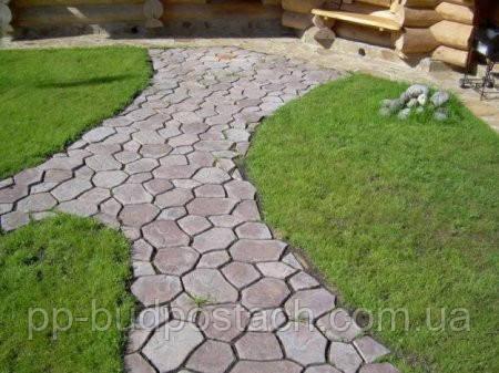 Вібролита або вібропресована тротуарна плитка