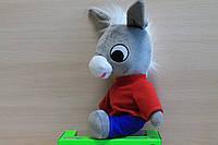 Ослик Тротро 2 мягкая игрушка Копиця
