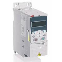 Частотный преобразователь ABB ACS355-01E-02A4-2 1ф 0,37 кВт