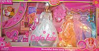 Барби с одежкой и обувью от DEFA