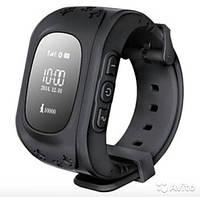 Оригинал! Умные часы Q50, Smart Baby Watch Q50 c GPS трекером Черный