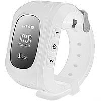Оригинал! Умные часы Q50, Smart Baby Watch Q50 c GPS трекером Белый