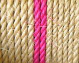 Веревка сизалевая, канат сизалевый диаметр