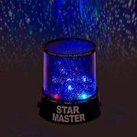 Проектор звездного неба Star Master(Стар мастер), ночник. Оригинальные подарки оптом и в розницу в Украине.